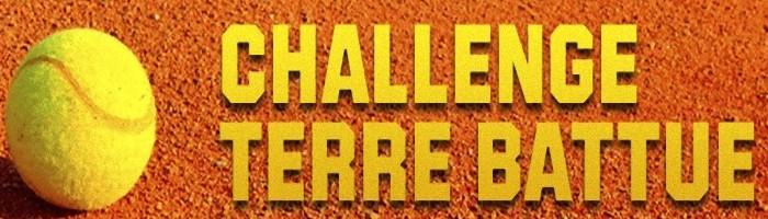 Unibet challenge terre battue