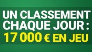 Participez aux Daily Race sur Unibet.fr du 2 au 22 avril 2018