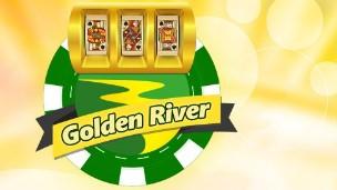 Unibet Poker vous propose la Golden River en octobre