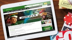 Remportez les cagnottes des Jackpot Sit & Go d'Unibet Poker