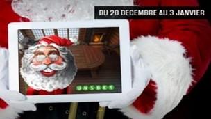 Unibet.fr vous propose les Missions de Noël