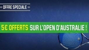 Unibet Sport : l'Open d'Australie