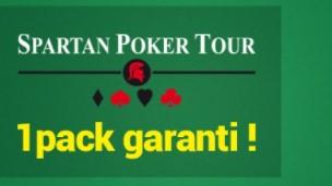 Participez au tournoi Spartan Poker Tour sur Unibet Poker