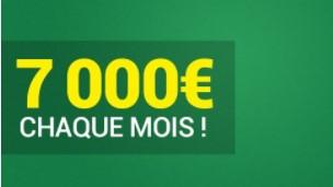 Unibet met en jeu 7.000€ par mois pour les Turf Races