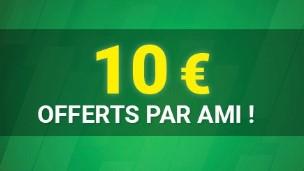 Jusqu'à 50€ offerts par Unibet en parrainant vos amis