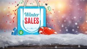 Découvrez les Winter Sales sur Unibet Poker