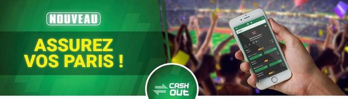 Découvrez le Cash Out sur Unibet.fr