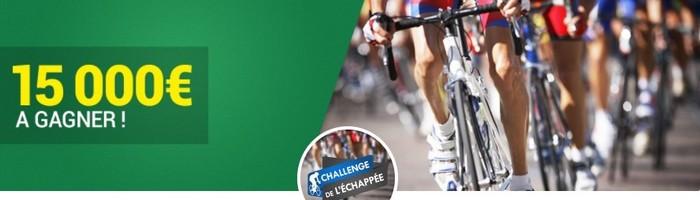 15.000€ mis en jeu par Unibet pour le Tour de France 2017