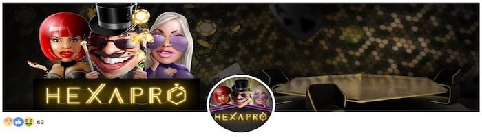 Sit & Go HexaPro d'Unibet Poker