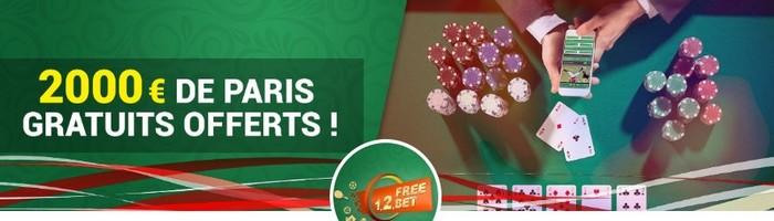 2.000€ mis en jeu pour les freerolls Coupe du Monde 2018 d'Unibet Poker