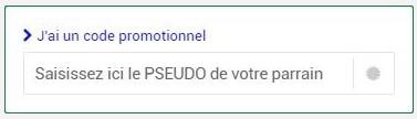10€ offerts sur Unibet pour le parrain et le filleul