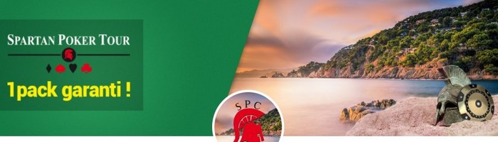 Remportez votre package Spartan Poker Tour sur Unibet