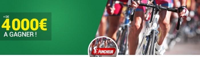 4.000€ mis en jeu par Unibet pour le Tour d'Espagne 2017